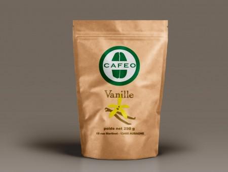 Packaging sac de café