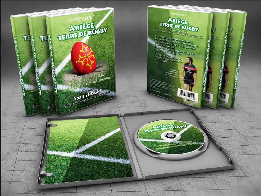 Jaquette DVD - Graphisme et création de sites internet