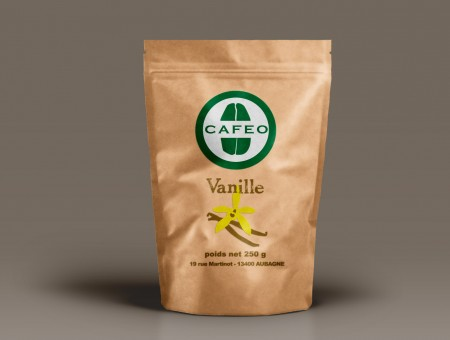 Packaging sac de café