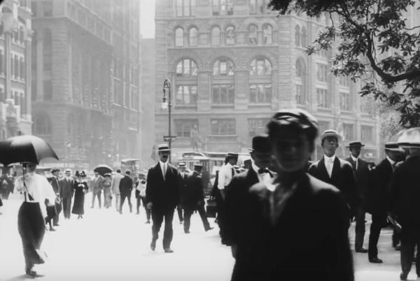 NY en 1911
